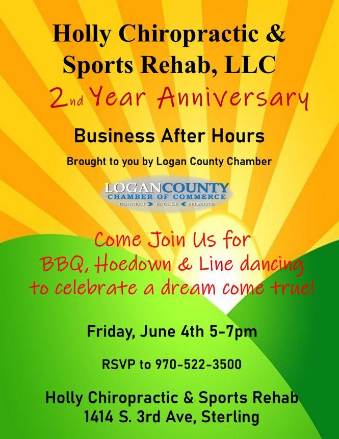 Holly Chiropractic & Sports Rehab, LLC-Flyer- BAH 5-21