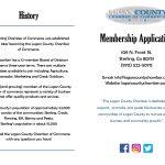 Membership Application 2021 front