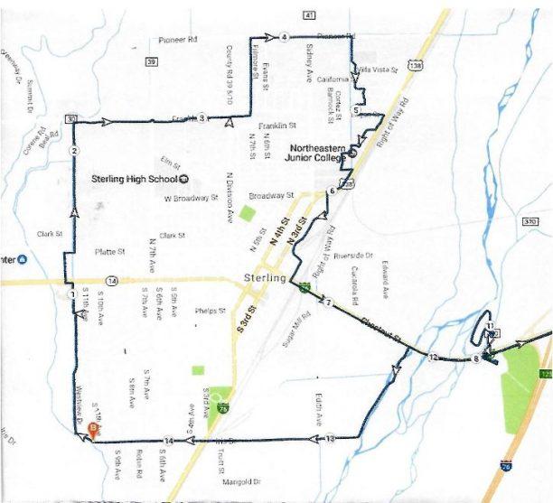 Sterling Loop-Map 1