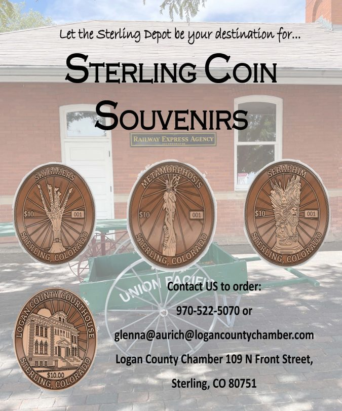 Sterling Coin Fall Flyer