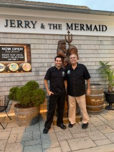 The Jerry's of Jerry & the Mermaid