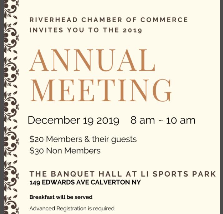 2019 annual meeting invite