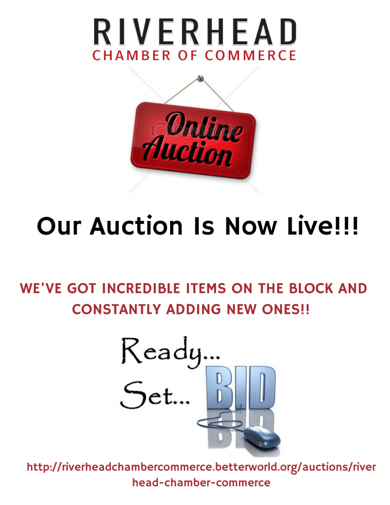 Online Auction is live!!! (1)