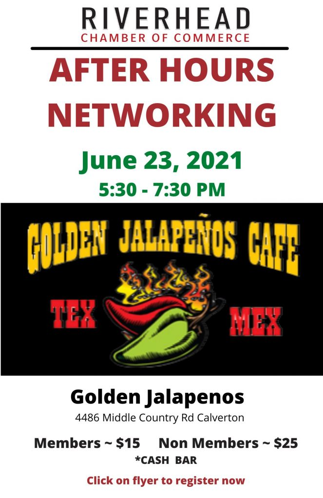Copy of After Hours Networking
