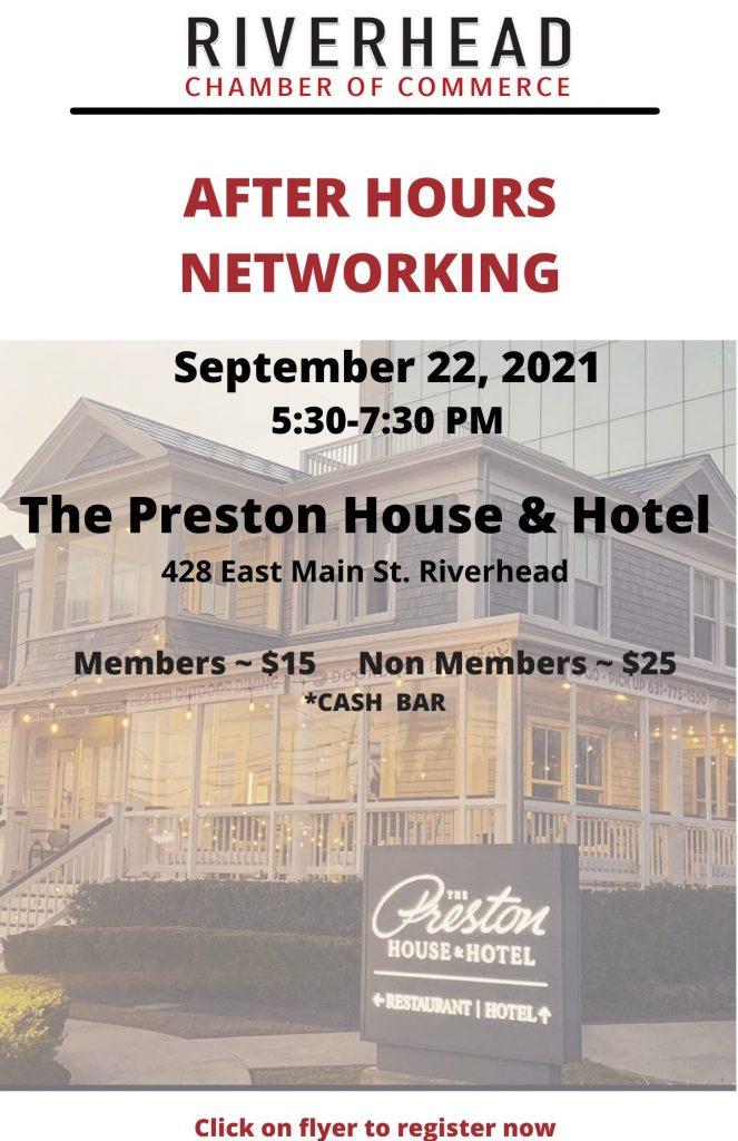 Preston new date