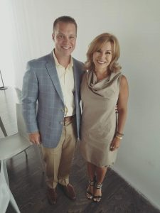 Jeanette Prenger and Darren Prenger Luncheon Co-Chairs
