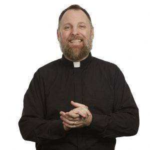 Fr. Justin Matthews Portrait