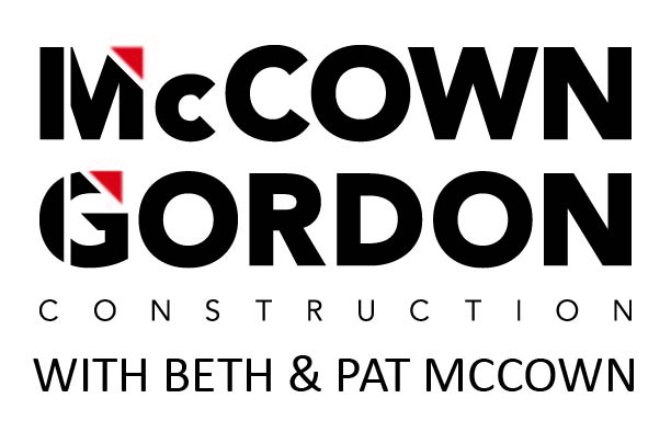 McCownGordon Construction with Beth & Pat McCown