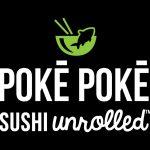 Poke Poke - Sushi Unrolled logo
