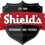 Shield's Restaurant Bar Pizzeria logo
