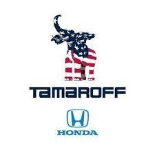tamaroff honda logo