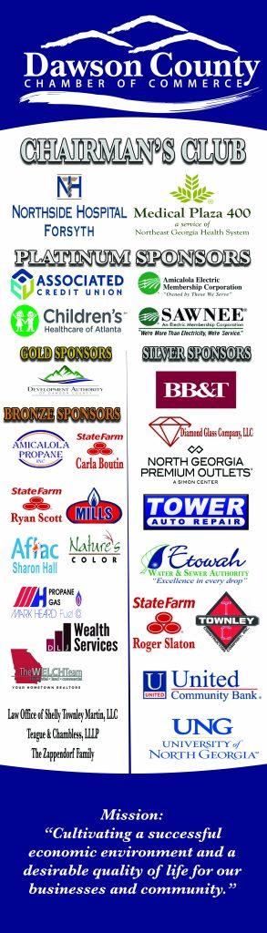 Sponsorboard all
