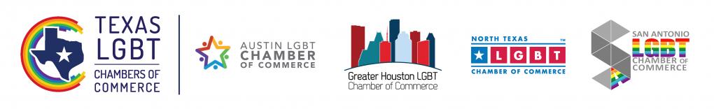 2020 Texas LGBT Chambers Logo Bar rgb v2