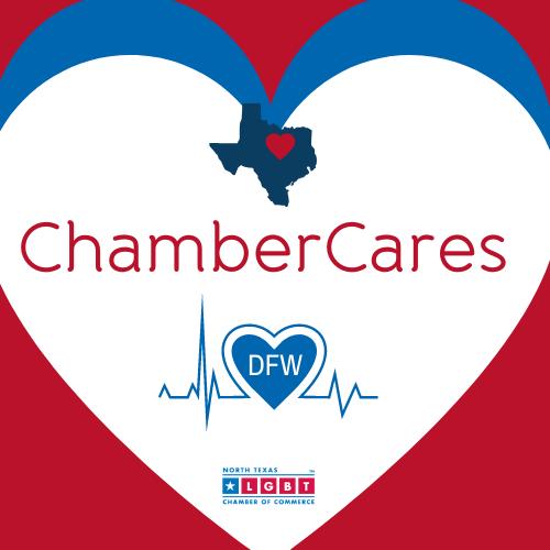 ChamberCares-DFW logo