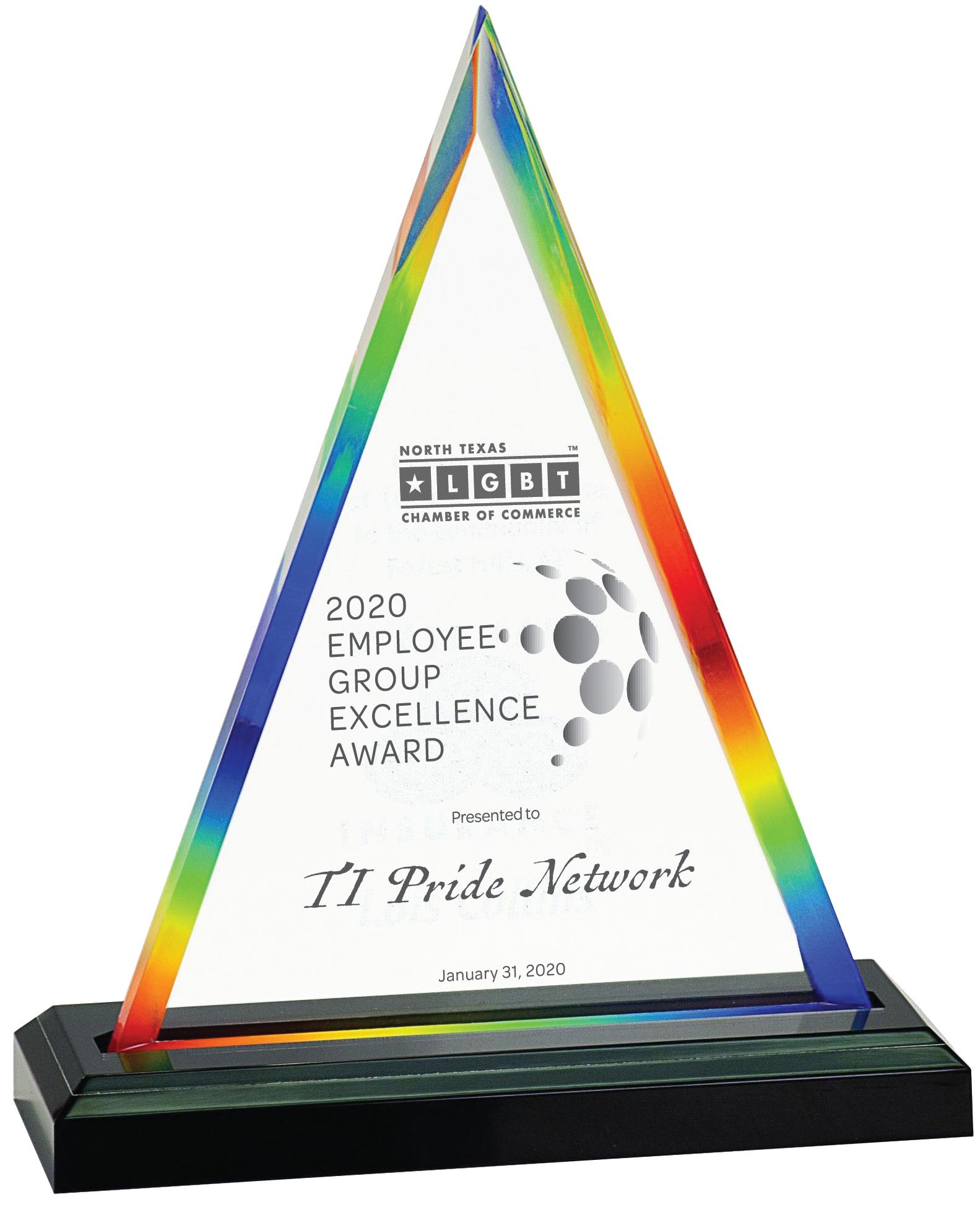 2020 ERG Excellence Award