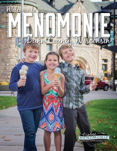2018 Menomonie Destination Cover
