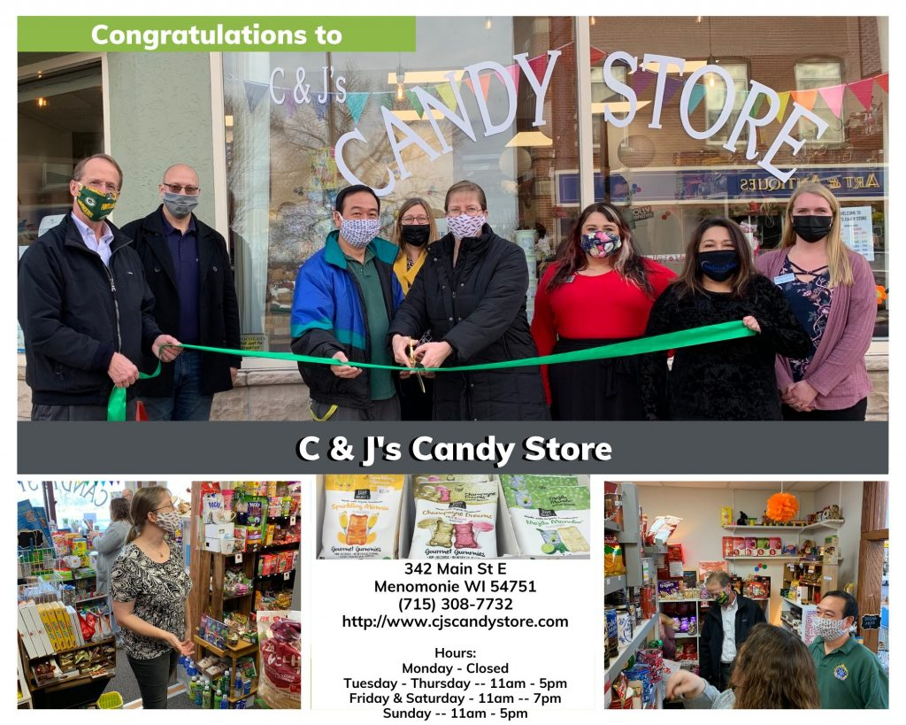 C&J's Candy Store