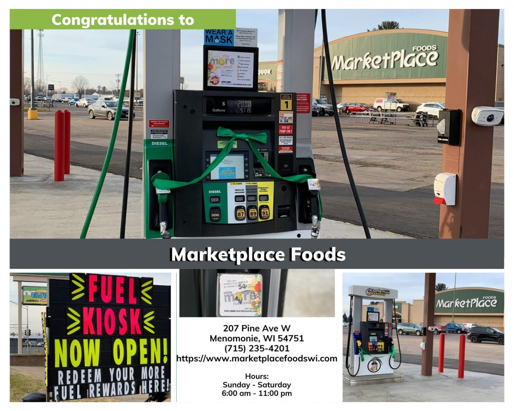 Marketplace Foods Menomonie