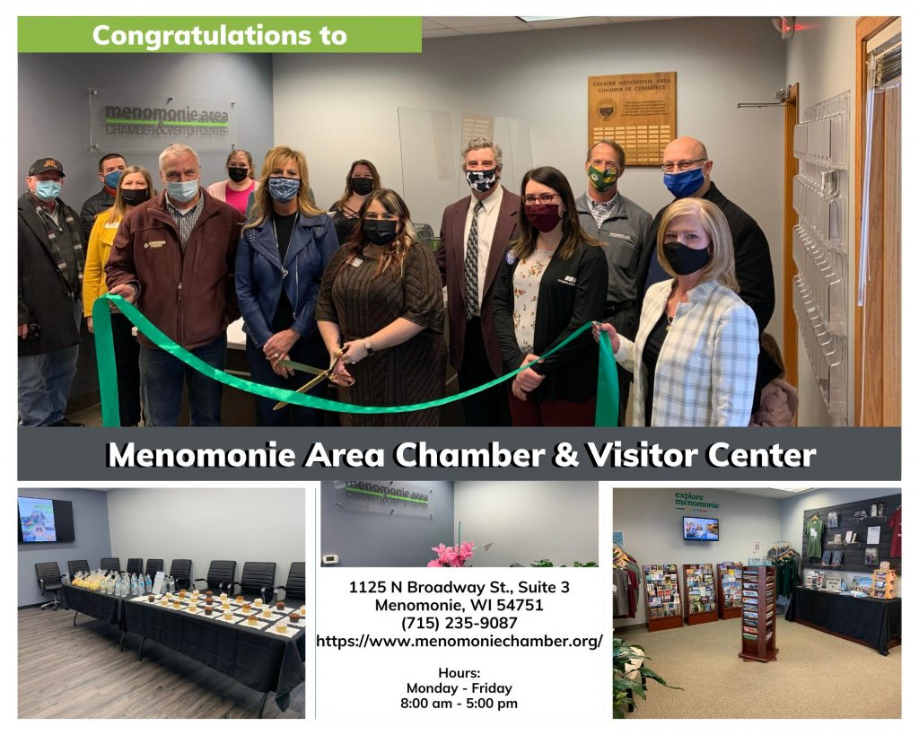 Menomonie Area Chamber & Visitor Center