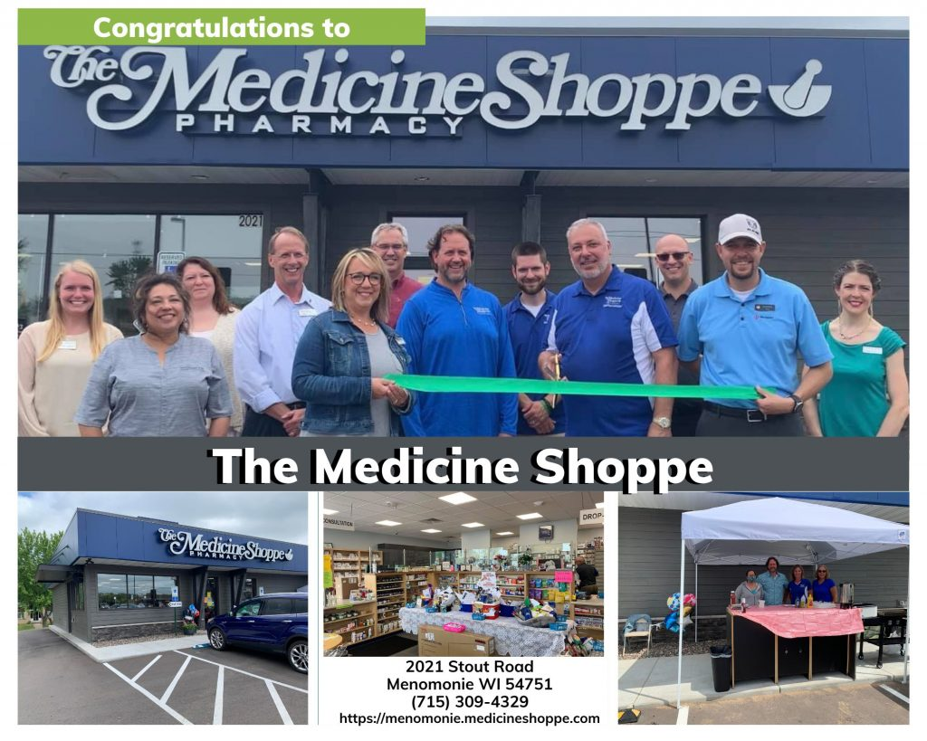 The Medicine Shoppe Ribbon Cutting
