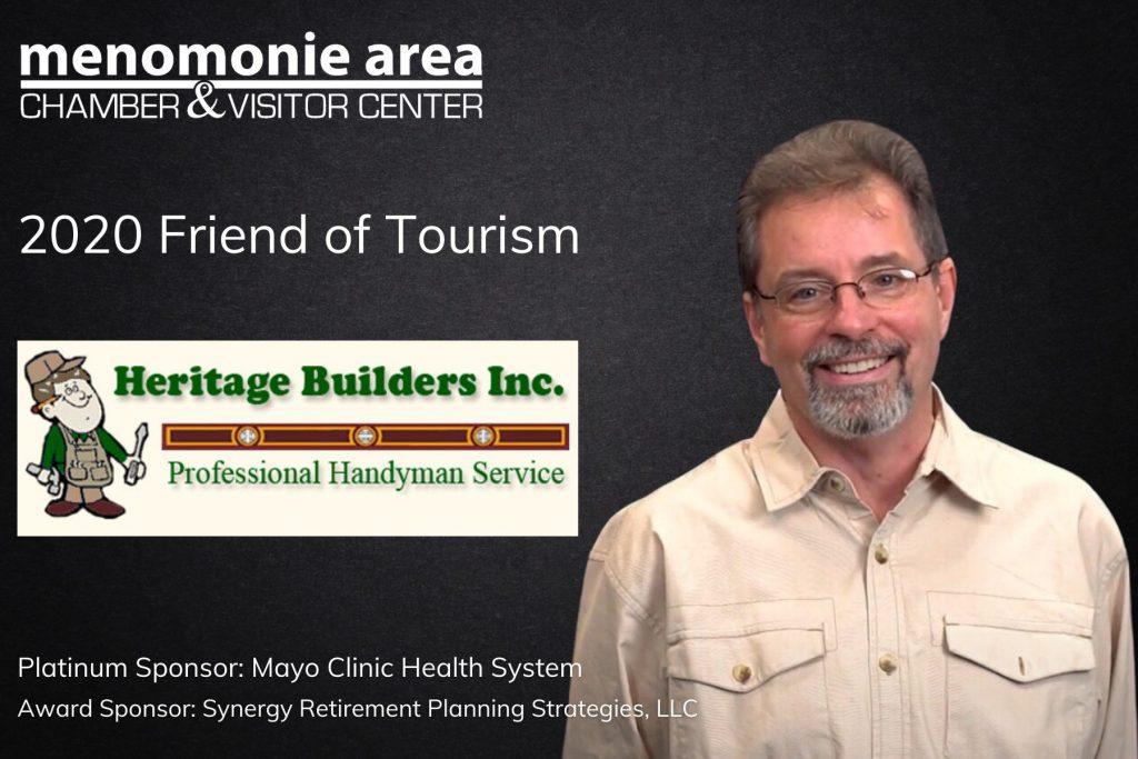 Friend of Tourism
