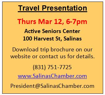 Travel Presentation image