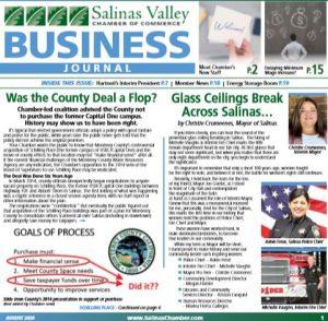 August Business Journal