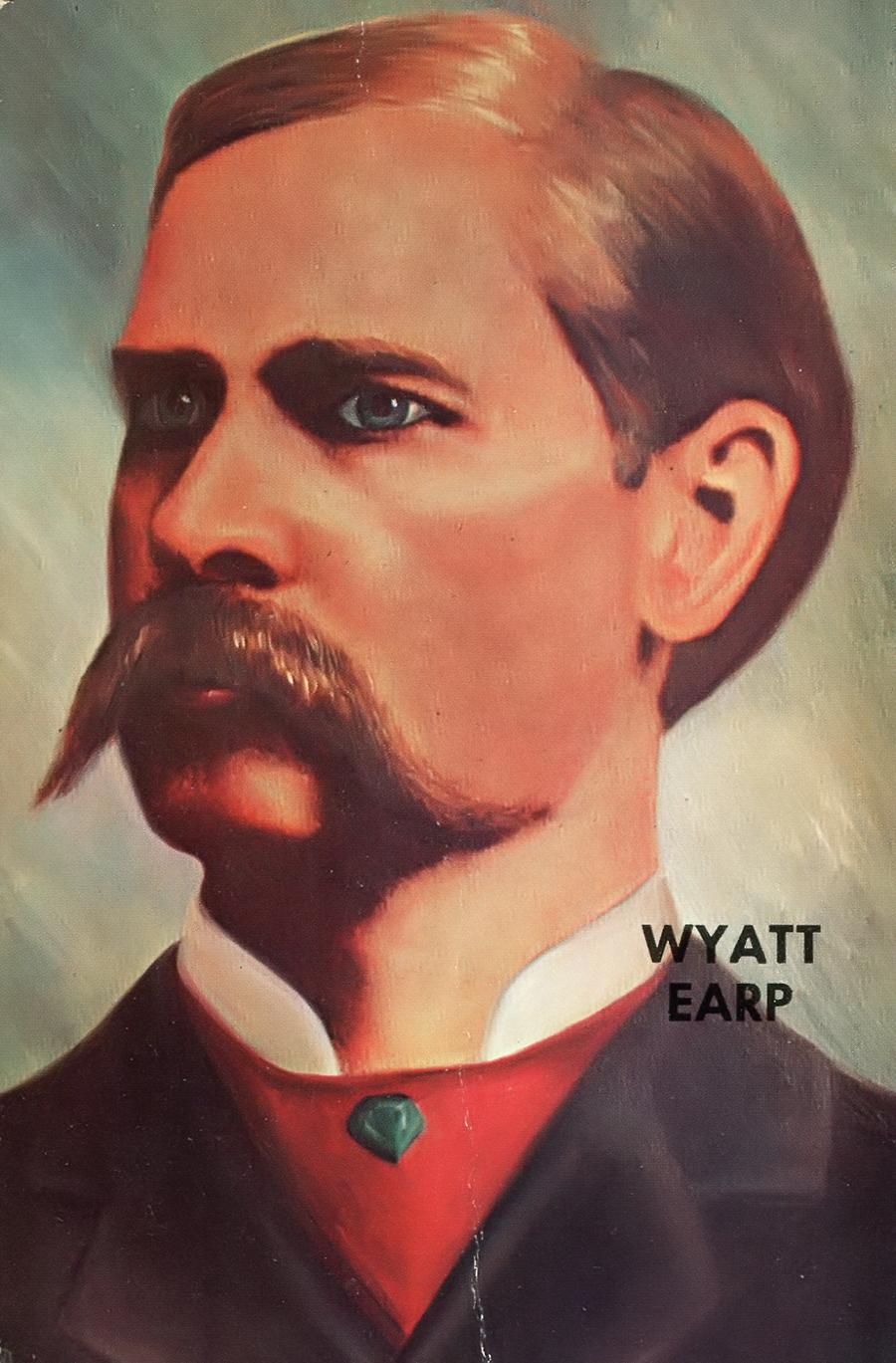 Wyatt Earp Photo