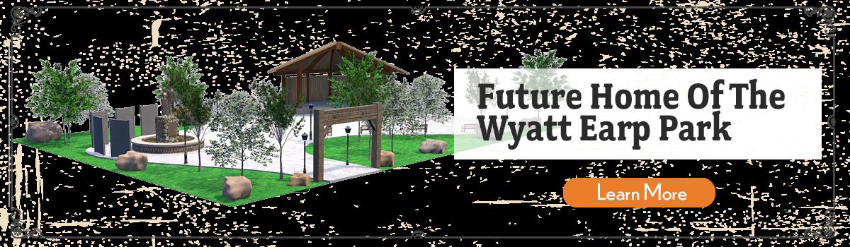 Wyatt Earp Park Lamar Missouri