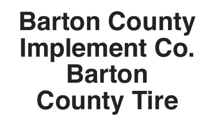 barton county implement tire