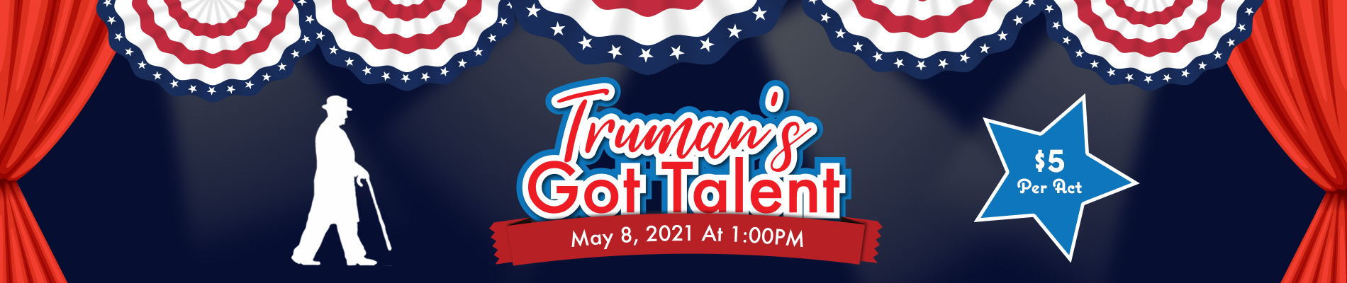 Trumans Got Talent - Talent Show During Truman Day