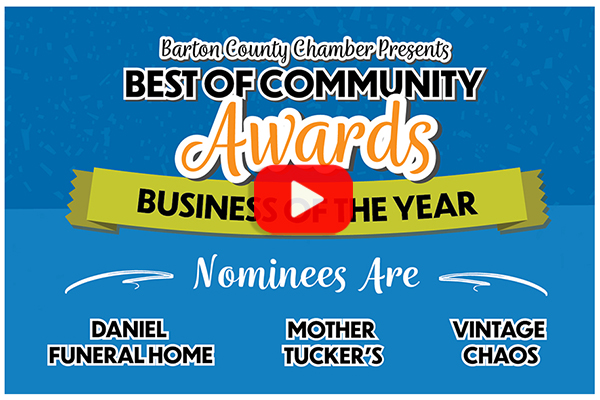 Business of the Year Nominees 2021