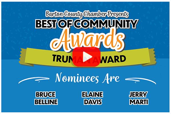 Truman Award Nominees 2021