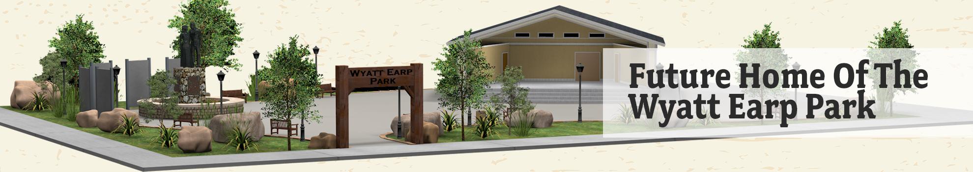 Future Home of Waytt Earp Park