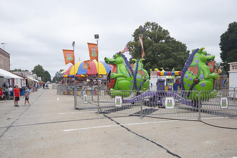 lamar fair - kids rides
