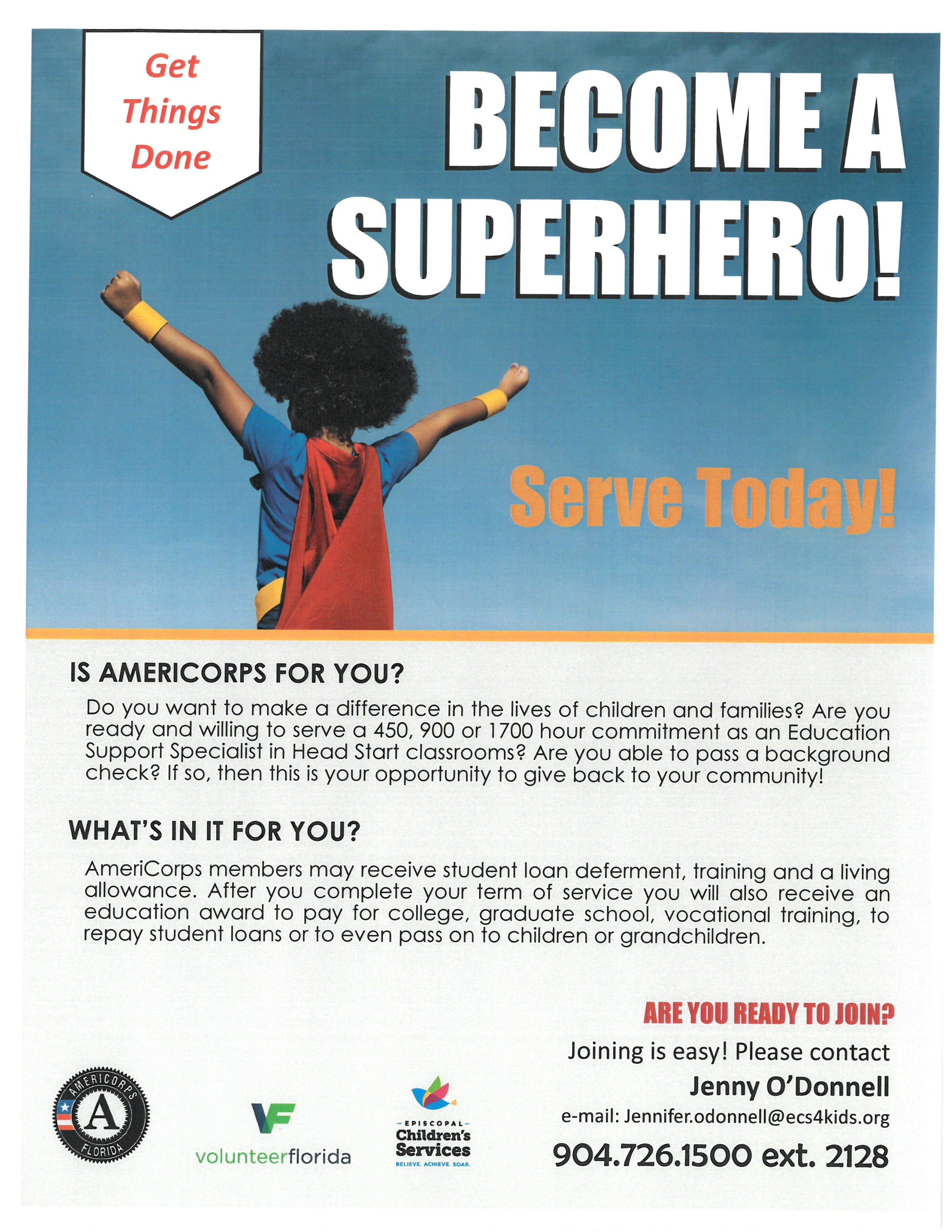 AmeriCorps Ad 2020
