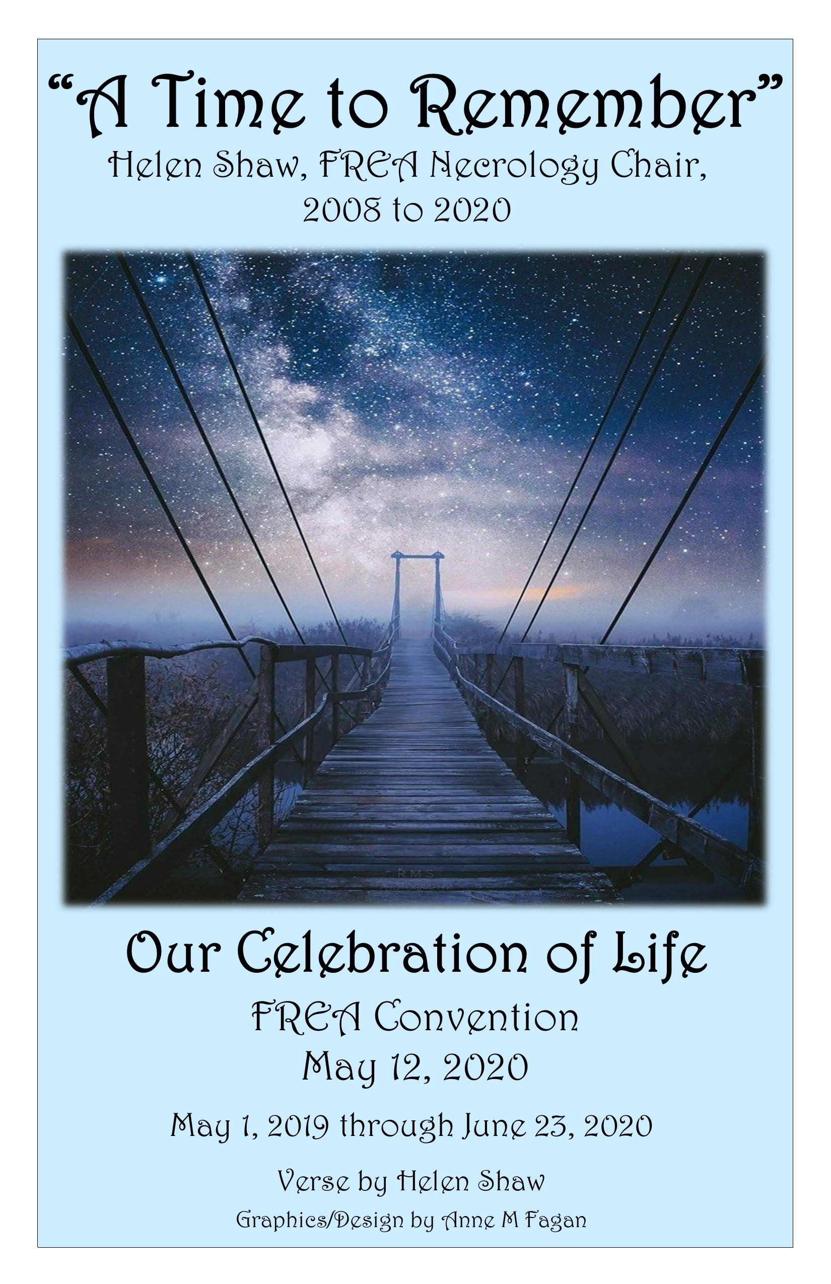 2020 Convention Memorial programPage 1 Web