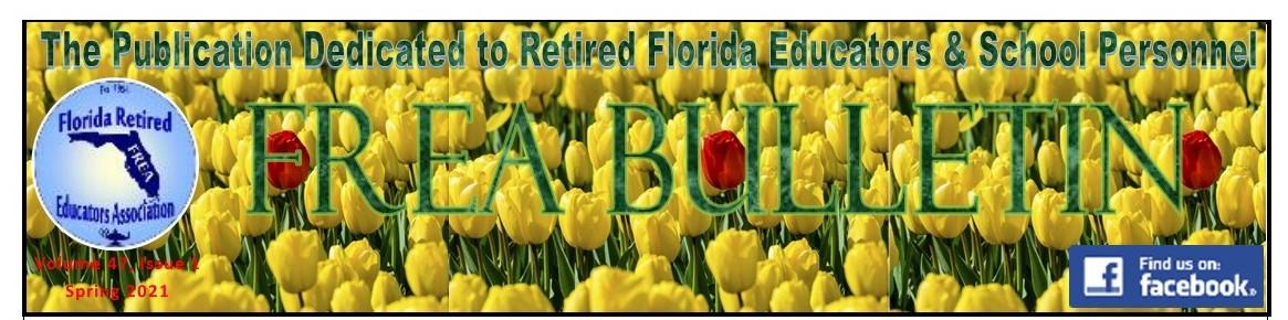 Spring Bulletin Page 1 website banner2021