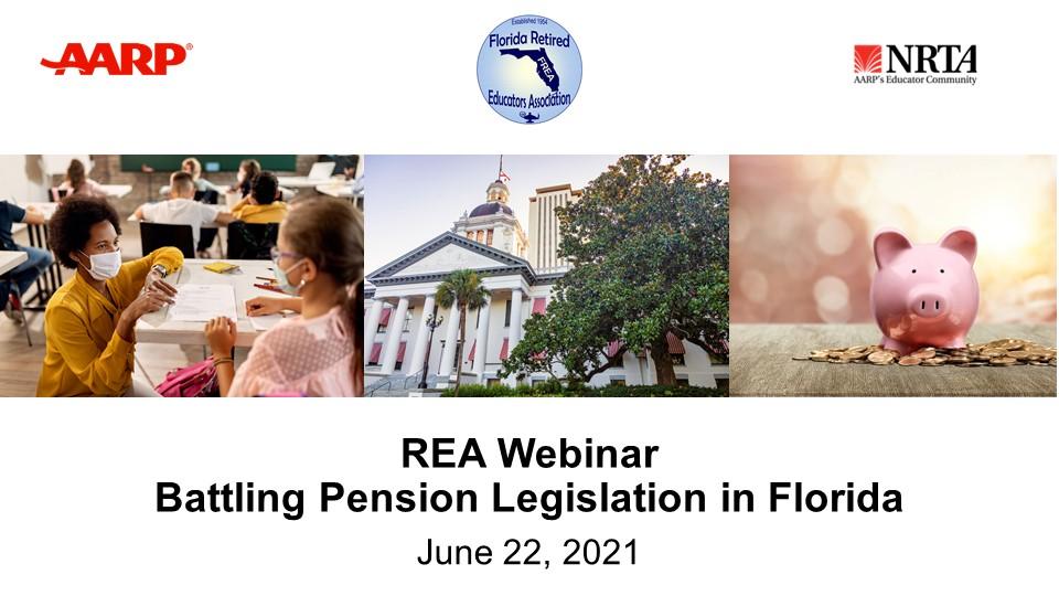 FREA Pension Webinar June 2021