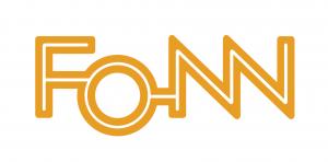 FONN signature line logo