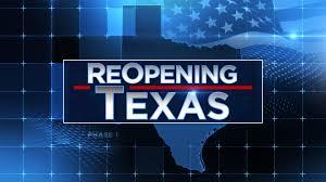 reopen texas