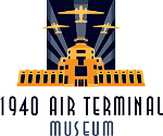 1940 Air Terminal Museum logo