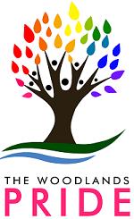 The Woodlands Pride logo v2