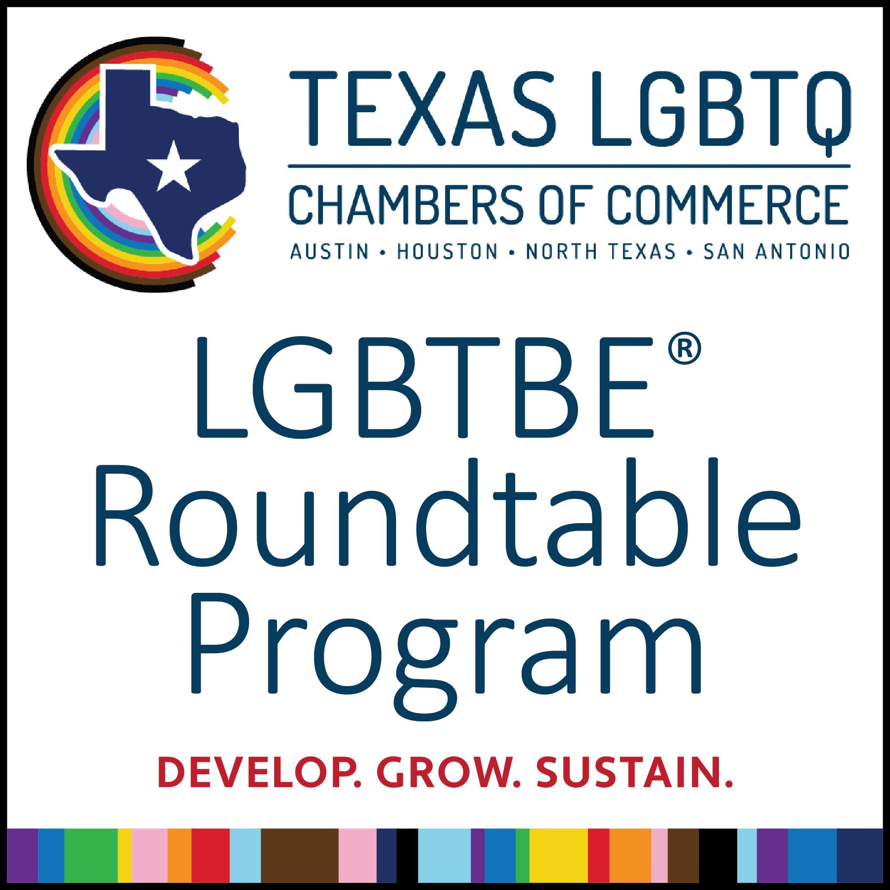 LGBTBE Roundtable Program Logo Nov 2020