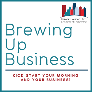 Brewing Up Business Logo
