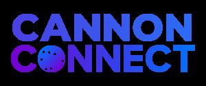 Cannon-Connect-Gradient Logo