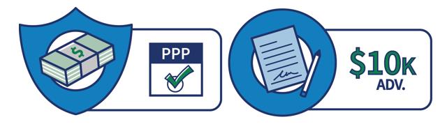 PPP SBA Graphic