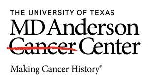 UT MD Anderson Cancer Center logo