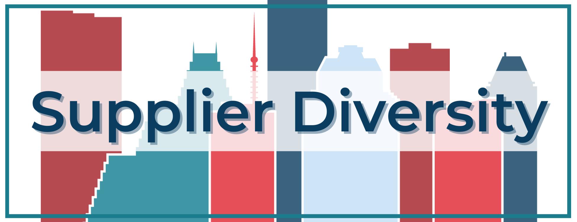 Supplier Diversity Webpage Header v1