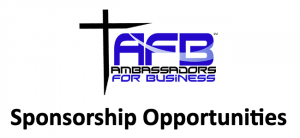 AFB Thrive Sponsor Banner